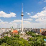 Marx-Engels-Forum (Luftaufnahmen Berlin)