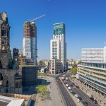 Breitscheidplatz Berlin (Luftaufnahmen)